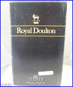Royal Doulton Character Jug Captain Bligh D6967 1995 JOY