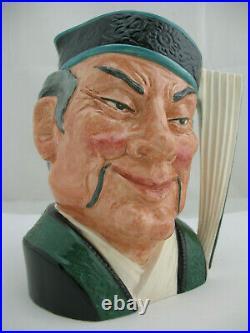 Royal Doulton Character Jug D6501 The Mikado