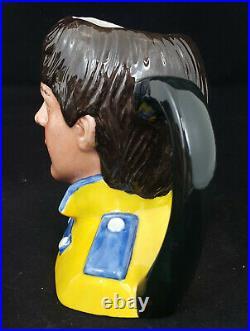 Royal Doulton Character Jug D6724 Paul McCartney FB0090