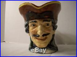 Royal Doulton Character Jug Dick Turpin D5485