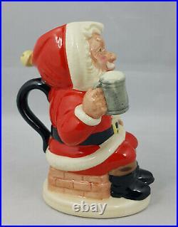 Royal Doulton Character Jug Father Christmas D6940 Ltd Ed