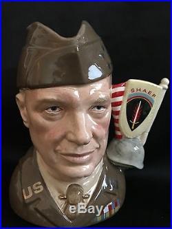 Royal Doulton Character Jug-General Eisenhower