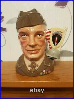 Royal Doulton Character Jug General Eisenhower