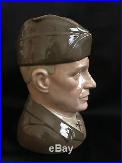 Royal Doulton Character Jug-General Eisenhower