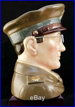 Royal Doulton Character Jug Glenn Miller D6970