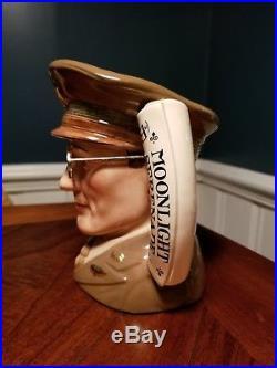 Royal Doulton Character Jug Glenn Miller Large, D6970