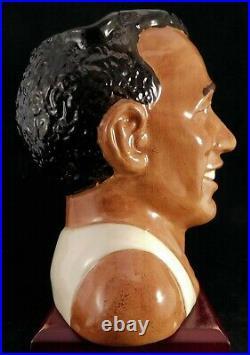 Royal Doulton Character Jug Jesse Owens D7019