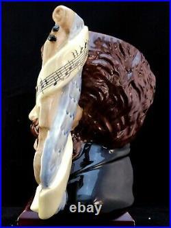 Royal Doulton Character Jug Johann Strauss II D7097