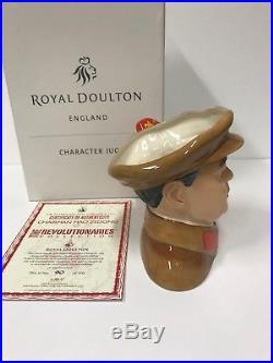 Royal Doulton Character Jug Large Chairman Mao Zedong 100 no 90