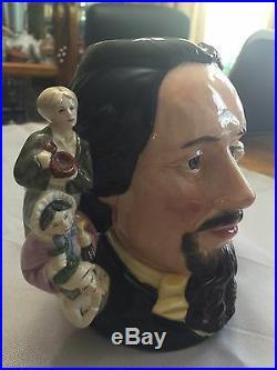 Royal Doulton Character Jug Large Charles Dickens D6939