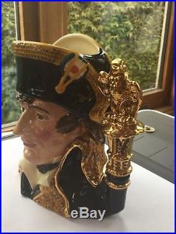 Royal Doulton Character Jug Large Napoleon SAMPLE RARE