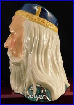 Royal Doulton Character Jug Merlin D7117