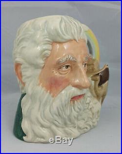 Royal Doulton Character Jug Noah D7165 Large Ltd Ed
