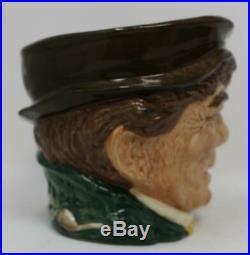 Royal Doulton Character Jug Paddy Tobacco Jar Salt River Cement Works D5845