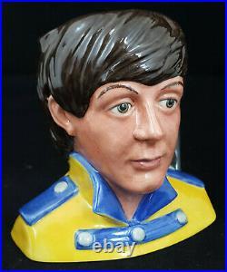 Royal Doulton Character Jug Paul McCartney D6724 FB0089