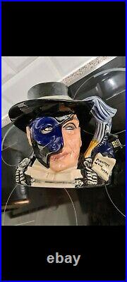 Royal Doulton Character Jug Prototype/Trial The Phantom Of The Opera
