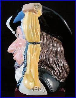 Royal Doulton Character Jug Scaramouche D6774 Var. 2