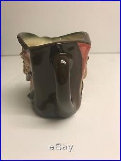 Royal Doulton Character Jug Small Mephiistopheles No Verse