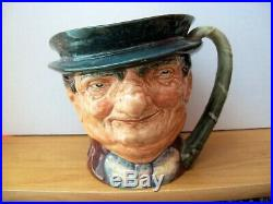 Royal Doulton Character Jug TONY WELLER MUSICAL D5888 1937-1939 ONLY
