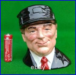 Royal Doulton Character Jug The Engine Driver Not Produced For Sale D6823