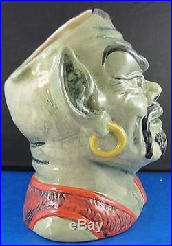 Royal Doulton Character Jug The Genie D6892