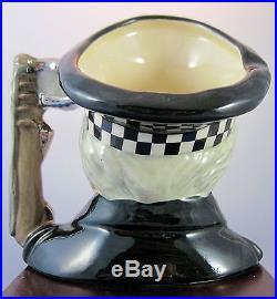 Royal Doulton Character Jug The Policeman D6852
