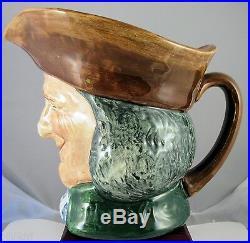 Royal Doulton Character Jug Vicar of Bray D5615