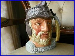 Royal Doulton Character Toby Jug Large Gladiator D6550 Superb Detail