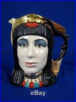 Royal Doulton Character jug Antony & Cleopatra D6728