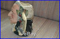 Royal Doulton Character jug George Washington Limited Ed D6965 1st Qual Rare