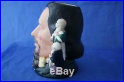 Royal Doulton Charles Dickens D6939 Large Twin-handled Character Jug