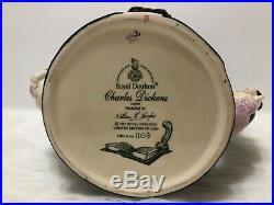 Royal Doulton Charles Dickens Large Character Jug Limited Edition