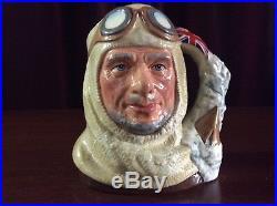 Royal Doulton D7116 Captain Scott Large Character Jug