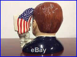 Royal Doulton D77246 President John F. Kennedy Large Character Jug