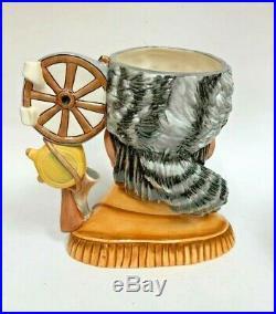 Royal Doulton Davy Crockett D7294 Large Character Jug Limited Edition Of 100