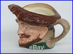 Royal Doulton Drake Sir Francis Large Toby Jug Porcelain Character Mug 861B