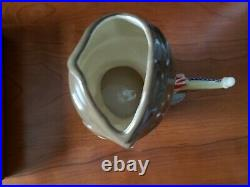 Royal Doulton GENERAL EISENHOWER D 6937 Character Jug. Limited Edition