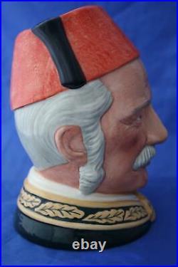 Royal Doulton General Gordon D6869 Ltd Ed Character Jug
