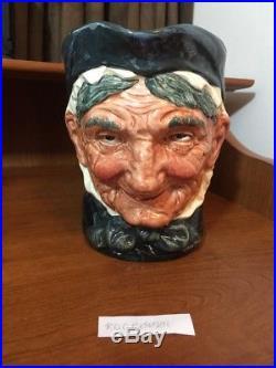 Royal Doulton Granny Character Toby Mug Jug Large 1932, Early B32