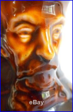 Royal Doulton Kingsware Charles Dickens Characters Whiskey Water Jug V Fine