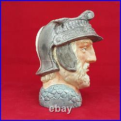 Royal Doulton Large Character Jug Gladiator D6550