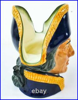 Royal Doulton Large Character Jug'Lord Nelson' D6336! Made in England