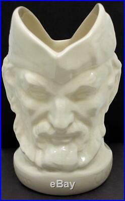 Royal Doulton Large Character Jug McCallum Ivory Glaze