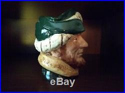 Royal Doulton Large Character Jug The Falconer D6798 Horne Colorway 168/250