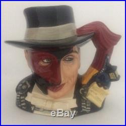 Royal Doulton Large Character Jug The Phantom Of The Opera D7017