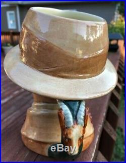 Royal Doulton Large Character Mug Jug Field Marshall Smuts South Africa D6198