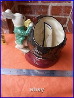 Royal Doulton Large Character Mug Jug Lewis Carroll D7096 1997 NEW IN BOX