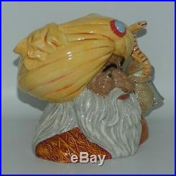 Royal Doulton Large Limited Edition character jug The Snake Charmer D6912