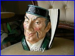 Royal Doulton Large Size Character Toby Jug The Mikado D6501