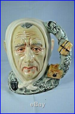 Royal Doulton Limited Edition Character Jug Marley's Ghost D 7142
